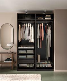 Ikea Pax Korpus, Pax Planer, Pax System, Ikea Family, Pax Wardrobe, Wardrobe Drawers, Painted Drawers, Home