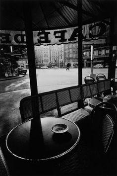 Café de Flore (Paris), Jeanloup Sieff