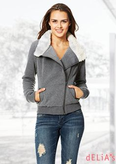 U.S. Polo Assn. Juniors Fleece Jacket with Hood and Patches On ...