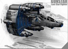 ZBC Gunstar Last Star Fighter                                                                                                                                                                                 More