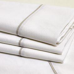 Imagen del producto Sábana encimera blanca con vivo gris