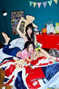 Dal Shabet Subin & Ahyoung