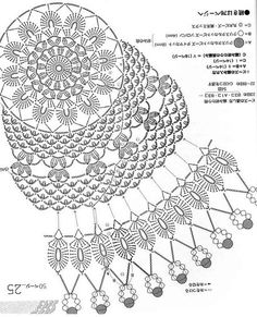 View album on Yandex. Crochet Circle Vest, Crochet Circles, Crochet Poncho, Irish Crochet, Crochet Pillow Pattern, Crochet Doily Patterns, Basic Crochet Stitches, Crochet Dollies, Crochet Potholders