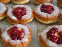 "Slovenian Doughnuts Called Krofe ""Craw-Fee"" (MEŠANICA ZA KROFE Z JAJCI)"