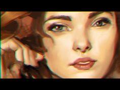 Photo Study Painting Tutorial - YouTube
