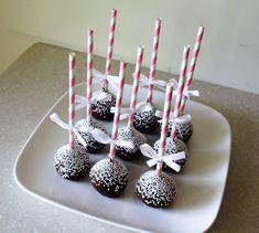 Samantha's Cake pops Σαμανθα κεικ ποπς How to make cake pops πως φτιαχνουμε κεικ ποπς Gus CBS συνταγη για κεικ ποπς cake pops recipe