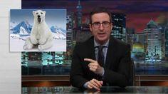John Oliver - Endangered Polar Bears