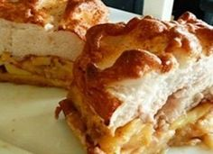Máglyarakás – Egyszerű, de finom desszert French Toast, Food And Drink, Pie, Homemade, My Favorite Things, Cooking, Breakfast, Easy, Recipes