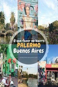 o que fazer no bairro Palermo em Buenos Aires - Argentina Visit Argentina, Argentina Travel, South America Destinations, South America Travel, Las Vegas Hotels, Places To Travel, Travel Destinations, Places To Go, Ushuaia