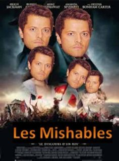 Mishapocalypse---- APPARENTLY PEOPLE ARE NOW PUTTING MISHA ON EVERYTHING AND THIS IS WHAT ITS CALLED. I LOVE IT