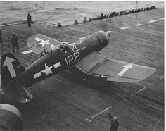 F4u-1D USS Bunker Hill