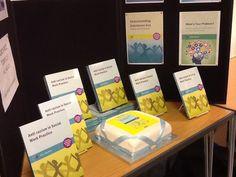 Book launch at University of Northampton, UK - 16.05.2013