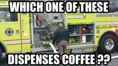 Fire memes every firefighter can laugh a - 30 Pics – Funnyfoto - Page 14 Firefighter Memes, American Firefighter, Firefighter Training, Firefighter Pictures, Female Firefighter, Volunteer Firefighter, Ems Humor, Police Humor, Medical Humor