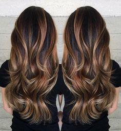 "3,163 Likes, 138 Comments - Los Angeles Hair Salon (@butterflyloftsalon) on Instagram: ""Caramel Macchiato... By Butterfly Loft stylist Janai @harttofcolor"""