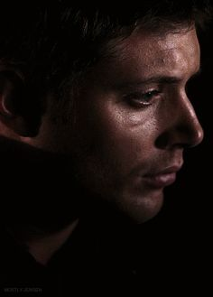 "This is what is meant by ""drop dead gorgeous."" #DeanWinchester"