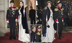 Crown Princess Mary joins Danish Royal family for New Year's party