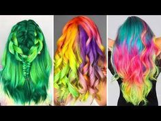 New Hair Color Transformation! 15 Beautiful Hairstyles For Long Hair