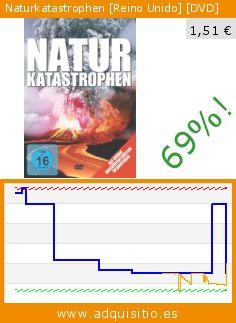 Naturkatastrophen [Reino Unido] [DVD] (DVD). Baja 69%! Precio actual 1,51 €, el precio anterior fue de 4,95 €. http://www.adquisitio.es/zyx/natural-disasters-reino