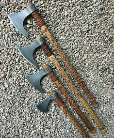 Wood Axe, Beil, Viking Axe, Battle Axe, Arm Armor, Fantasy Weapons, Viking Jewelry, Cold Steel, Knives And Swords