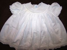 Vintage Feltman Brothers Baby Girls Dress #047