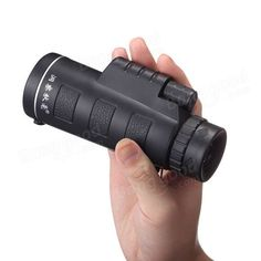 Universal 10x40 Hiking Concert Camera Lens Zoom Monocular+Phone Clip For Smartphone Sale - Banggood.com