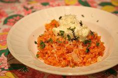 Tomatenrisotto by Mme Zsazsa, via Flickr