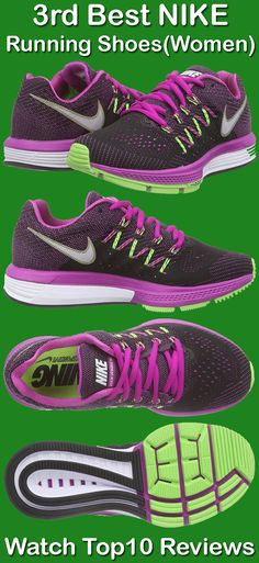 buy popular 215a1 96d1c Nike Women s Air Zoom Vomero 10 Nike Women s Air Zoom Vomero 10 is the third