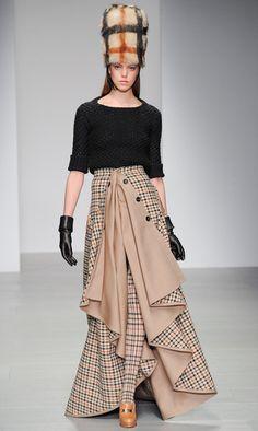 Matthew Williamson, otoño-invierno 2014/2015, London Fashion Week