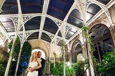 sandon hall modern wedding photography