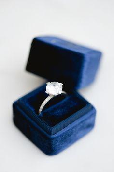 Round-cut diamond ring that is a true stunner: http://www.stylemepretty.com/2016/01/18/elegant-european-villa-wedding-inspiration/ Photography: Roots of Life - http://rootsoflifephotography.com/