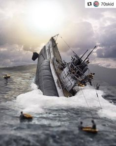 War Pictures from History — does brilliant work with scale models. - War Pictures from History — Scott does brilliant work with scale models. Scale Model Ships, Scale Models, Hms Prince Of Wales, Afrika Corps, Model Warships, German Submarines, Boat Kits, Military Modelling, Navy Ships