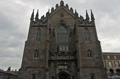 The Chapel Royal in Dublin Castle [The Streets Of Ireland]