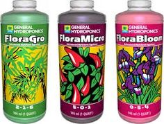 The brand of hydroponic nutrients that NASA uses.  Click over to my site and explore the possibilities of hydroponics.