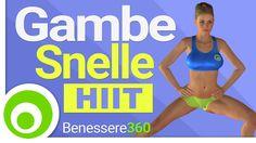 Gambe snelle: allenamento per dimagrire le gambe. Esercizi a casa.