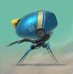 ArtStation - ship, mole wang