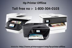 Hp Printer Offline : My hp printer shows offline in window 7, window 8 and window 10. Sometimes printer is connected but shows offline. Most of the times, customers complain that Hp printer is showing offline in windows 10. If you get any issue regarding hp printer offline, and your problem is still not resolved, then you can contact our experts at hp printer support phone number. visit: http://www.printersupport.help/hp-printer-offline