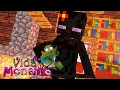 Minecraft Vida de Monstros - YouTube Ricardo390 Vicardo #SavePCRicardo Mappers BR