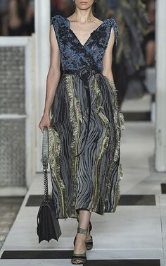 Sleeveless Midi Dress by Antonio Marras