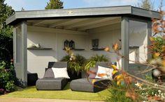 1000 images about overkapping prieel on pinterest verandas tuin and met - Pergola met intrekbaar canvas ...