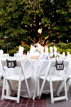 Happily Ever After. Mr Mrs, Happily Ever After, Table Decorations, Wedding, Mariage, Weddings, Marriage, Casamento, Center Pieces