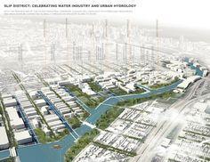 urban design old industrial sites - Google Search