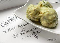 Taste Eat: Pulpety rybne  z płatkami gryczanymi od Symbio w b... Cheese, Eat, Ethnic Recipes, Blog