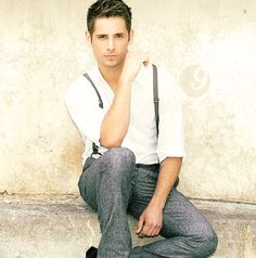 Jean-Luc Bilodeau- Thorne. Agreed, also cool pants