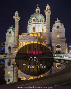 Vienna 10 Top Things to See