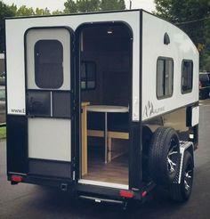Escapade off road trailer