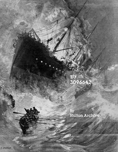 Sinking Elbe