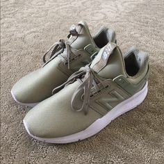 hot sales 08ea8 756e7 New Balance Shoes   New Balance 247 Shoes   Color  Green White   Size