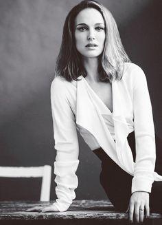 Natalie Portman photographed by Jason Bell for Vanity Fair 2017