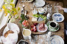 Elsa Billgren Elsa, Table Settings, Autumn, Table Decorations, Food, Home Decor, Decoration Home, Fall Season, Room Decor