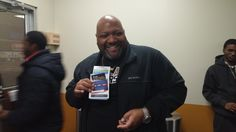 Raffle winner - Giant Eagle gift card.